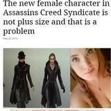 No Plus Size Outrage