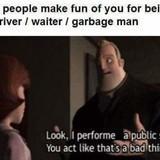 respect public servants
